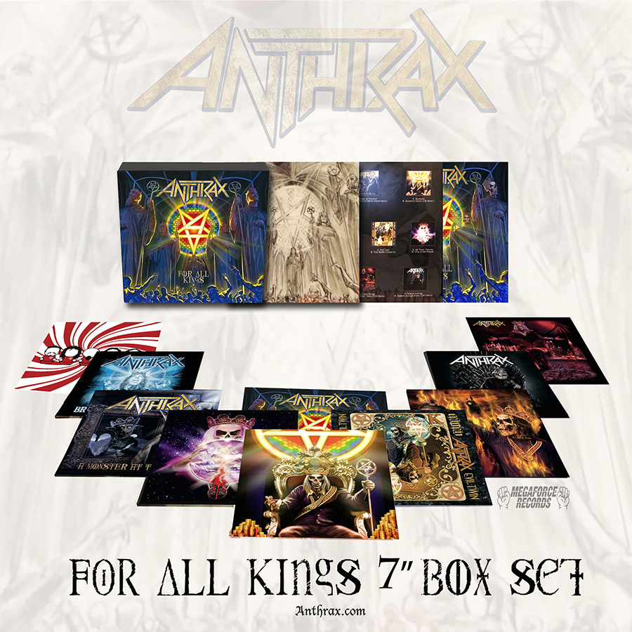 For All Kings 7in Box Set