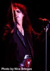 Alice Cooper: Between High School and Old School