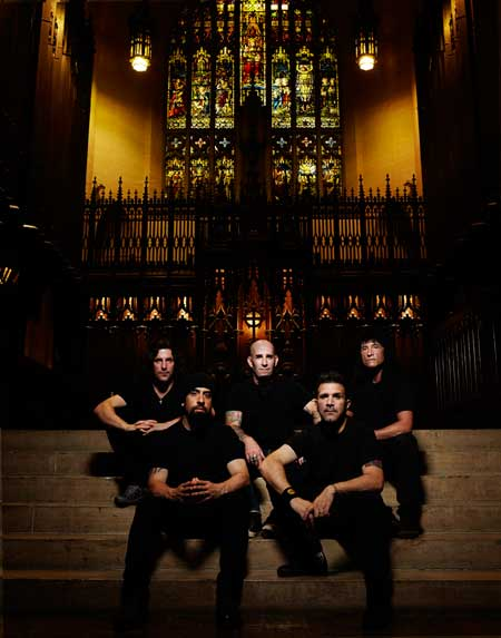Anthrax band image 2011