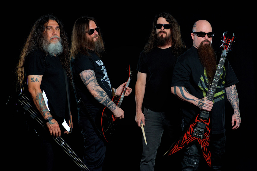 Interview with Paul Bostaph of Slayer