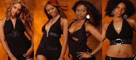 The Ladies of Bronze: Mama Lady Tahh D'nique
